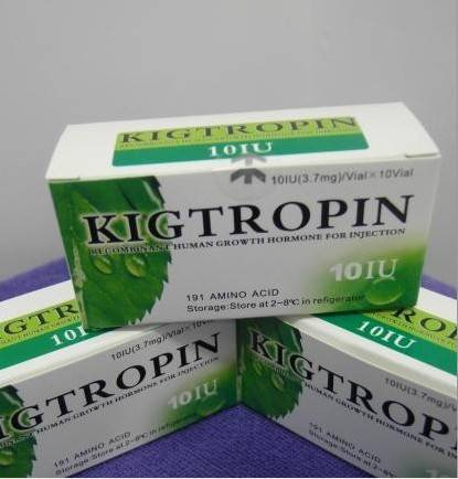 HGH (Kigtropin)