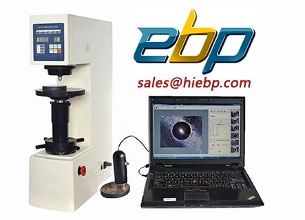 EBP closed loop Electric Brinell hardness tester with meaasure microscope