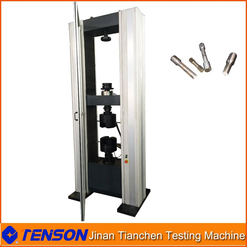 High Precision Electronic Metal Specimen Tensile Testing Machine with Hydraulic Grips WDW-T200