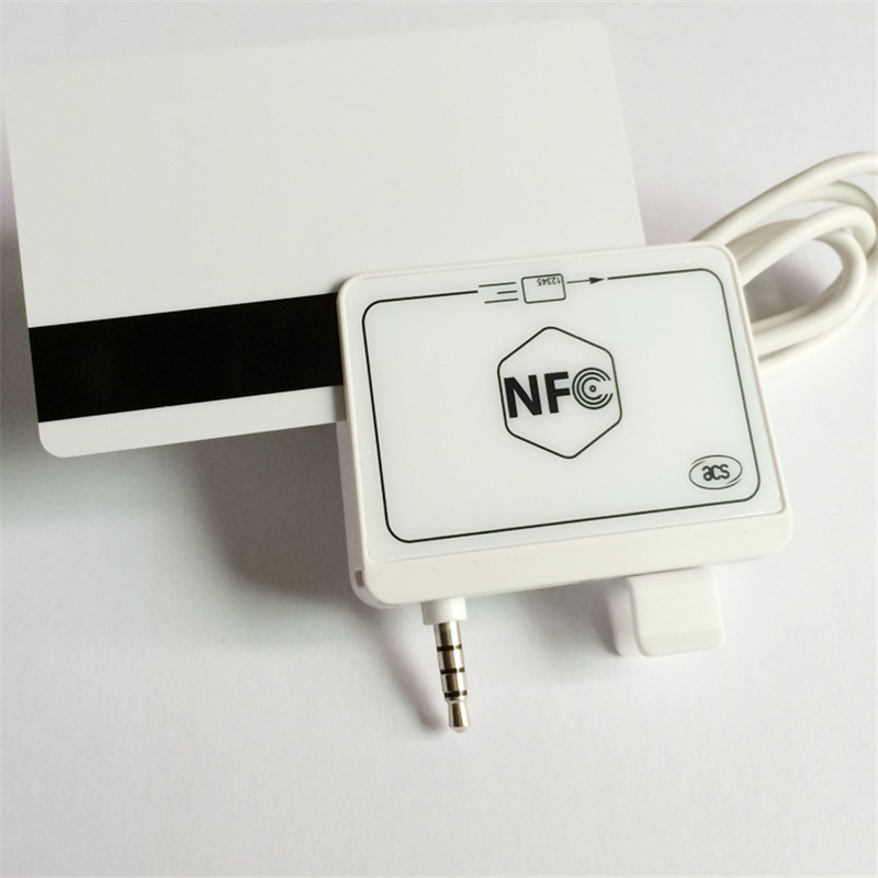 ACR35 MobileMate Smart NFC RFID Card Reader Writer For Mobile Bank&Payment