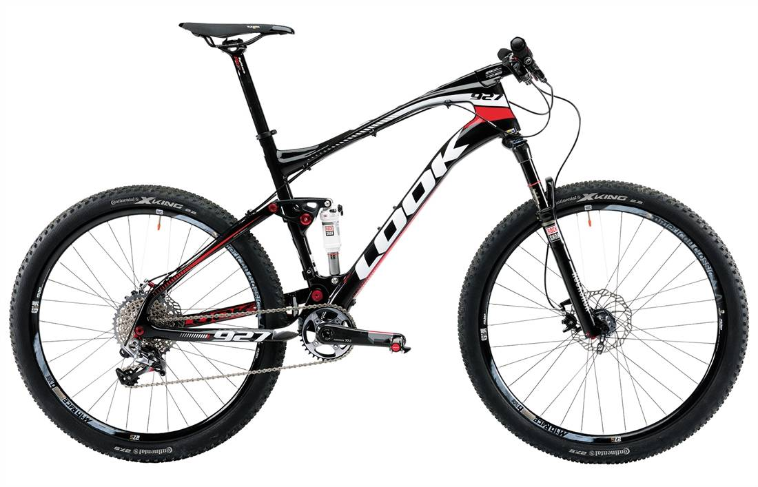 2015 Look 927 CarbXT/XTR Bike