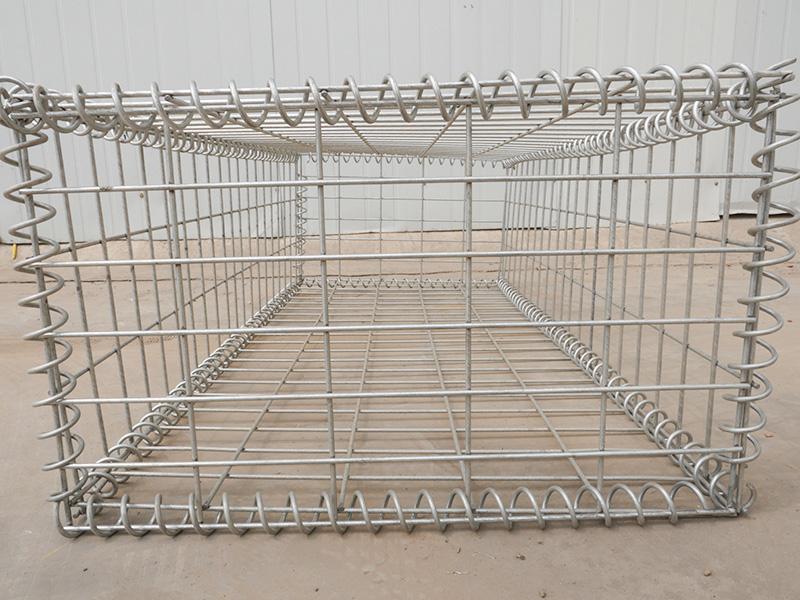 welded gabion box