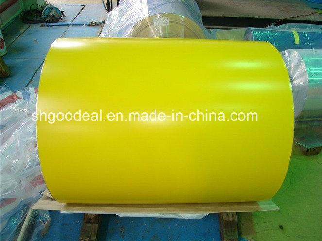 Direct Factory PPGI Steel Color Gi Coil/Sheet
