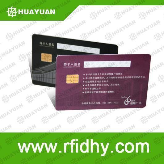 Contact IC Card (SLE5528)