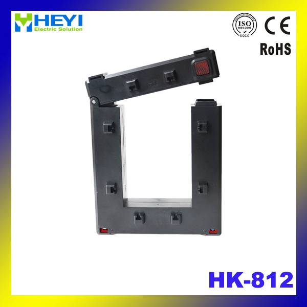 clamp on current transformer HK-816 2000/5A Class 1.0 open type split core current transformer