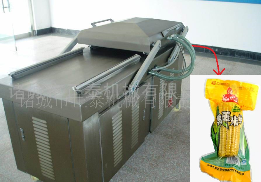 DZ850/2S Sausage Vacuum Packing Machine