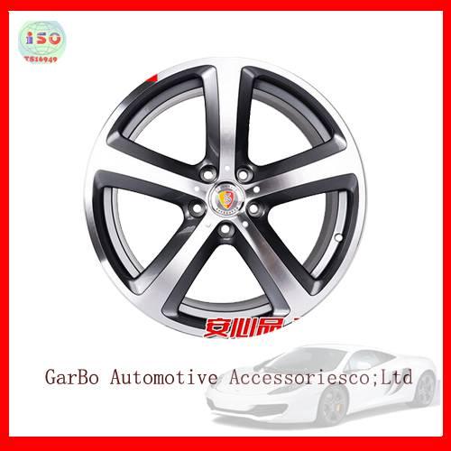 auto wheel rims alloy rims for BYD S6 BMW X3 M3 19x8inch 5x120