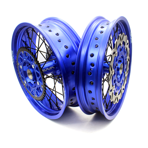 HUSQVARNA SUPERMOTO WHEELS SET FOR TE TC FE FC 250 350