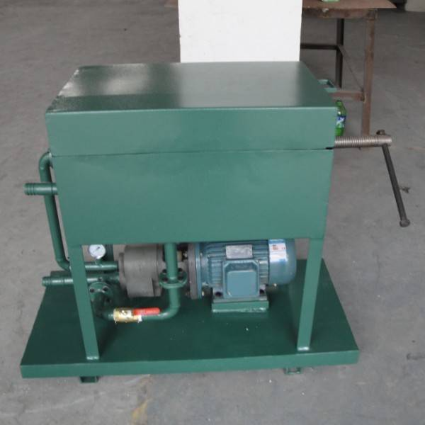 LY-100Plate Pressure Oil Filtering Machine Series