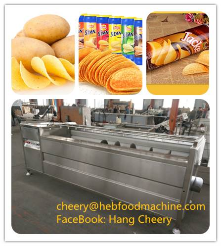 sh factory directly sell chips machine
