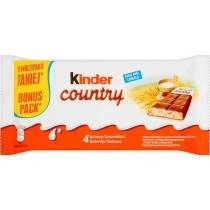 KINDER 94G COUNTRY CHOCOLATE BAR