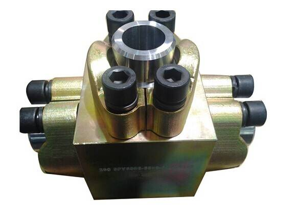 hydraulic flange,forged Sae flange T-block
