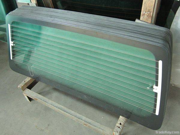 Auto Safety Glass Car Rear Window glass