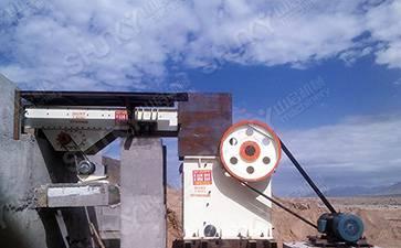 PE-750×1060 Jaw Crusher