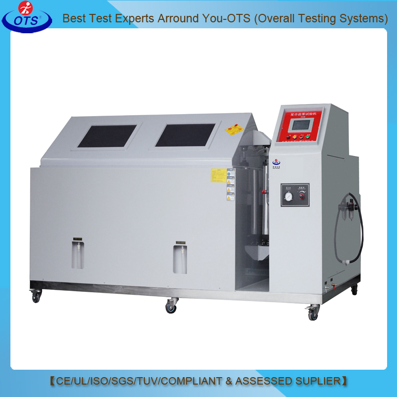Cyclic Salt Spray Corrosion Test Chamber with Temperature Humidity Control Mode