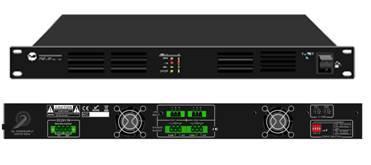 Class-D Two Channel 2×120W Power Amplifier