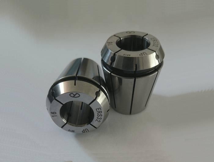 ER rubber sealed collets