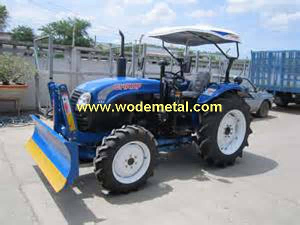carbon steel front blades for tractors