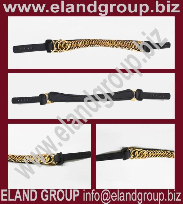British Bearskin Chin Chain Strap