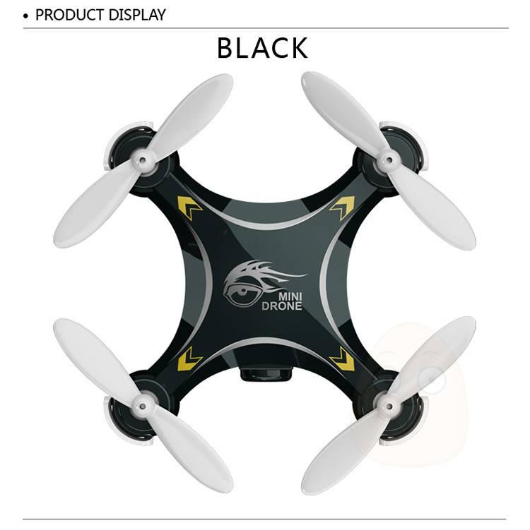 BBM-D2 mini drone / quadcopter drone wifi FPV six gyro 4CH