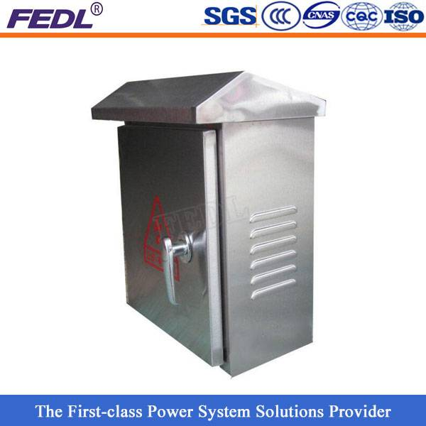 XLW low voltage outdoor distribution box