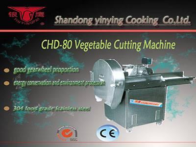 CHD80I vegetable cutting machine