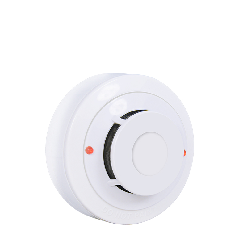 Wired type Conventional fire alarm smoke detector