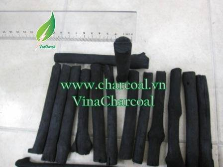 Long burning time shisha mangrove wood charcoal