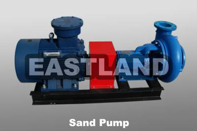 SB Sand Pump for Solid Control