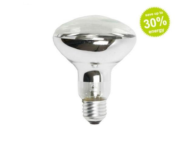 Halogen lamp R80