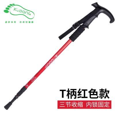 trekking pole climbing stick/crunch