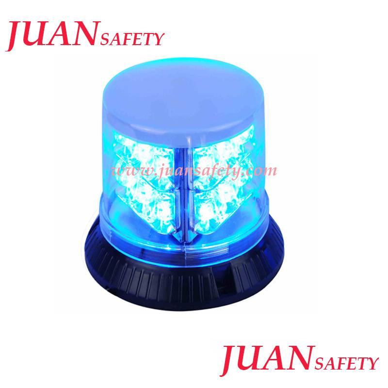 3W LED Strobe warning beacon Magnetic or LED amber beacon LED-224