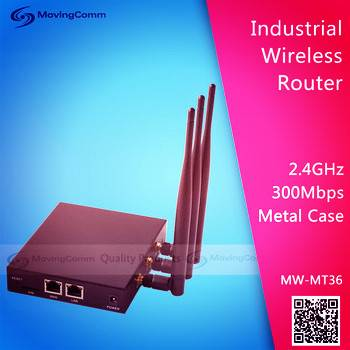 2.4G 300Mbps wireless router made by MT7620N with sim card slot