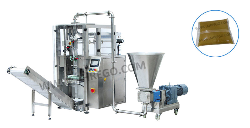Fruit Jam packing machine