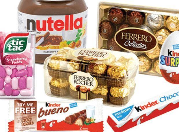 Ferrero Kinder Surprise,Kinder Joy, Kinder Buenos, Chocolate