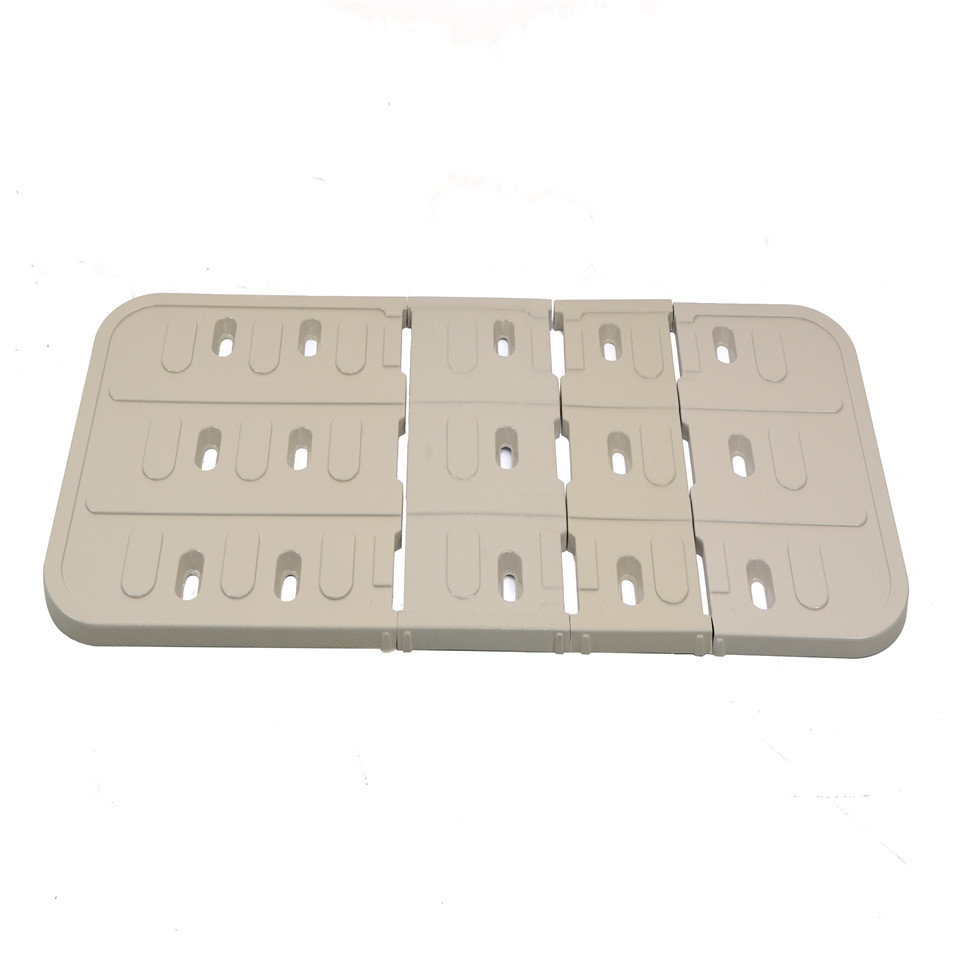 China Supplier Plastic Thermoforming Medical Bed Parts