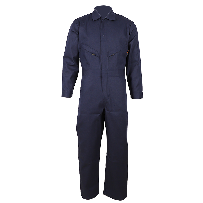 Cotton Welding Fire Resistant Workwear Industry Protective Clothing