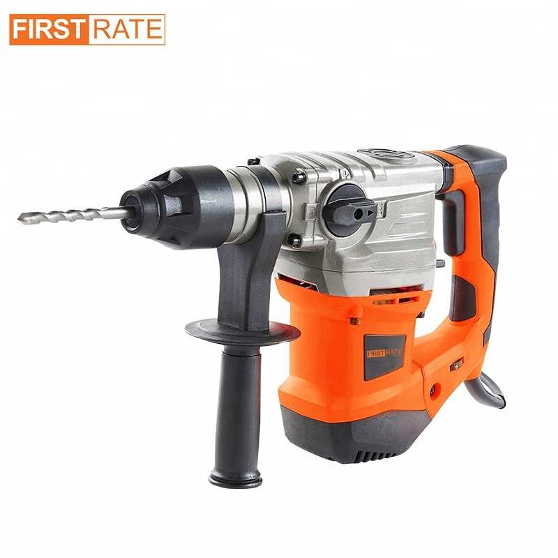 FIRSTRATE 1500W 30mm power tool Rotary Hammer electric impact drill