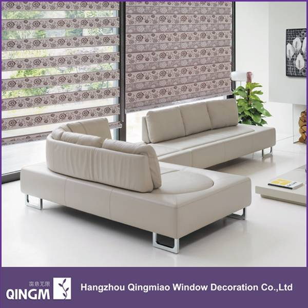 China New Interior Jacquard Blind For Home Decoration