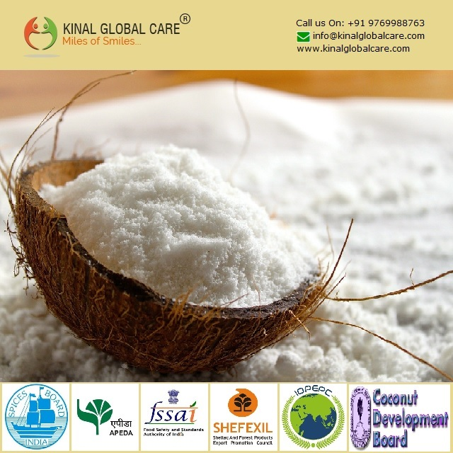 Best Quality Indian Desiccated Coconut Powder