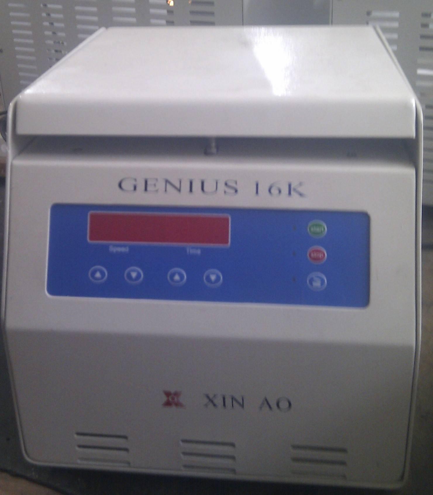 Hematocrit centrifuge - Genius 16K-M