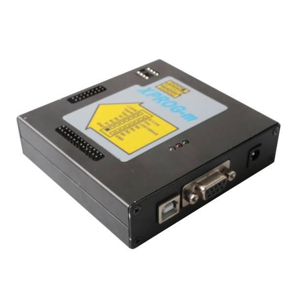 XPROG M V5.50 2014 Newest X-PROG Box ECU Programmer