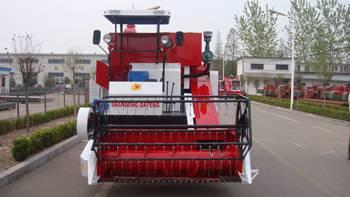 4LZ-2.0 Rice Combine Harvester