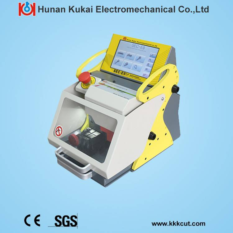 Cheap price! Car Key Cutting Machine Duplicating machine Key Code Machine SEC-E9