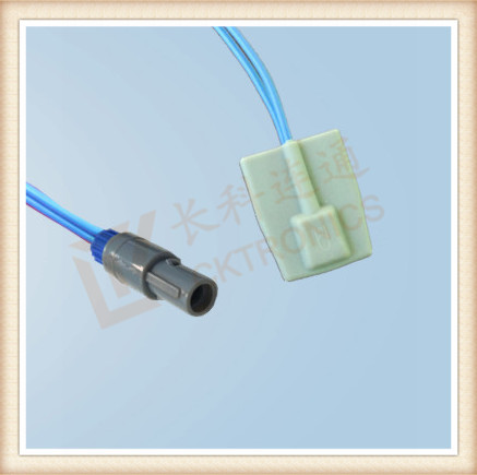 BIOLIGHT 5 Pin Pediatric Silicone Soft Tip SpO2 Sensor