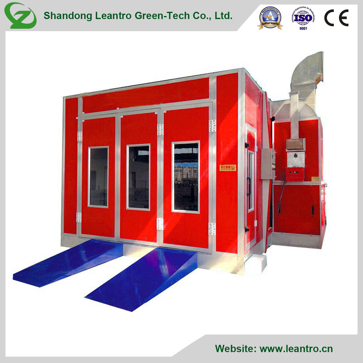 Hot Sale High Quality Professional Car Spray Booth