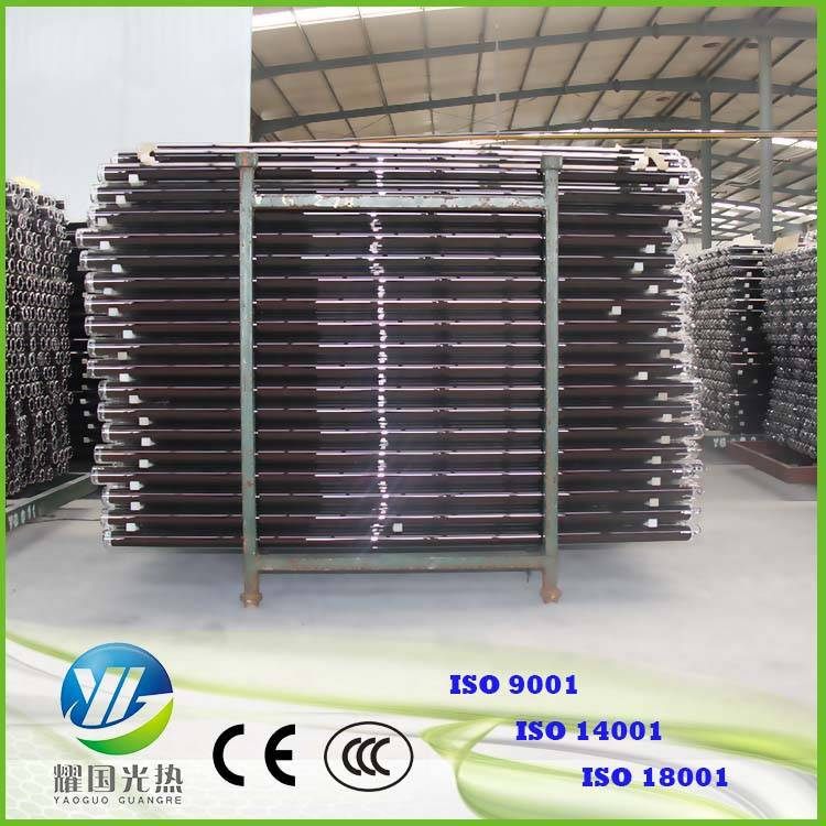 Yaoguo solar 58*1800 solar evacuated tubes