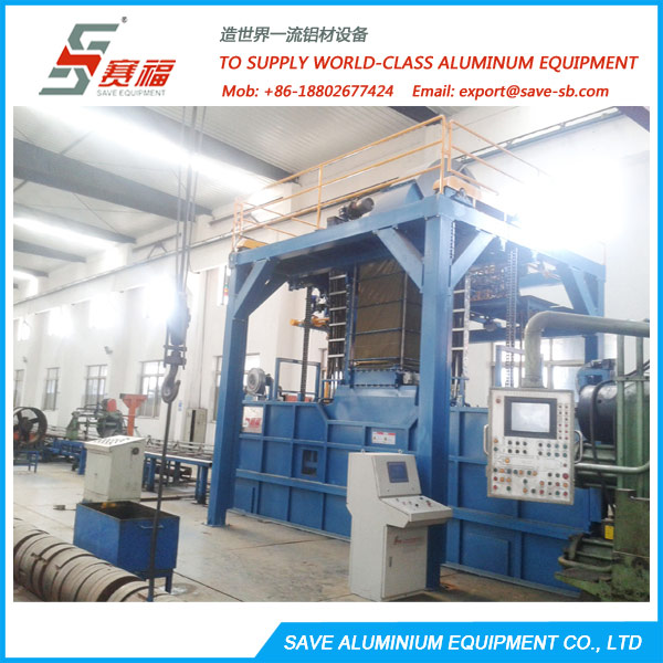 Aluminium Extrusion Profile Air Cooling Equipment