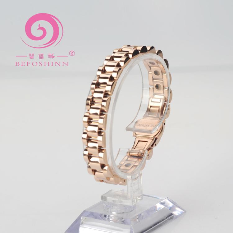 Korea Hot Sale Health Care Bracelet Full SGS 99.9998% Germanium Bracelet