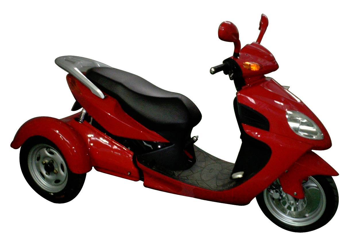 three wheel scooter gasoline/tricycle scooter